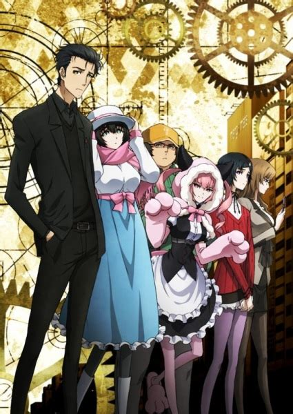 Steins Gate 0 Anime by Steins Gate 0 Pictures Myanimelist Net