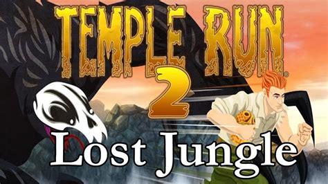 temple run 2 lost jungle v1 36 mod apk free shopping akozo temple run 2 lost jungle new map android ios