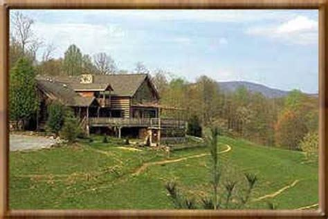 quot earthshine mountain lodge lake toxaway nc quot chalet