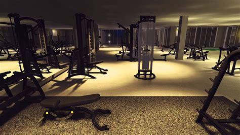 gym design walkthrough youtube