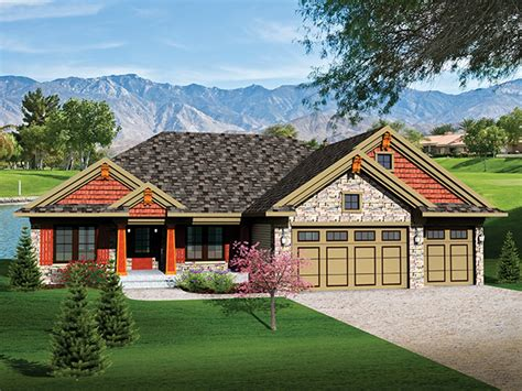 home plans and more ravelston rustic ranch home plan 051d 0652 house plans