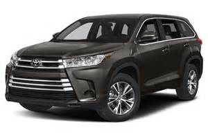 Toyota De New 2017 Toyota Highlander Price Photos Reviews