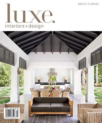 Luxe Interiors Magazine Interior Design South Press