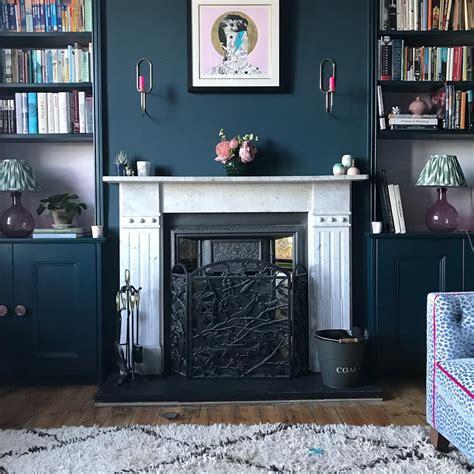 hague blue farrow hague blue living room interiors by color