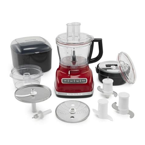 Kitchenaid Food Processor Dicing Kitchenaid Kfp1466 14 Cup Food Processor With Commercial