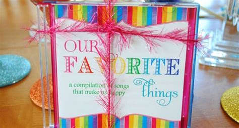 Favorite Things Party Pretty Party