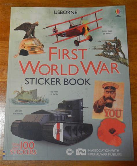 1409583899 first world war sticker book anzac day books for kids part 2 comfy chair