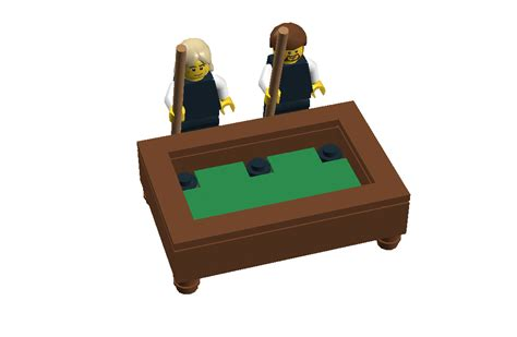 Digital Pool Table by Adho15 S Ldd Mocs Lego Digital Designer And Other