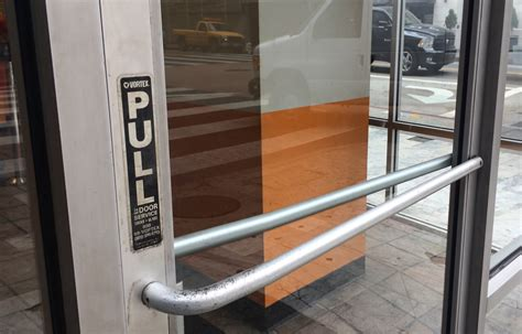 Push Door by Norman Doors Don T Whether To Push Or Pull Blame