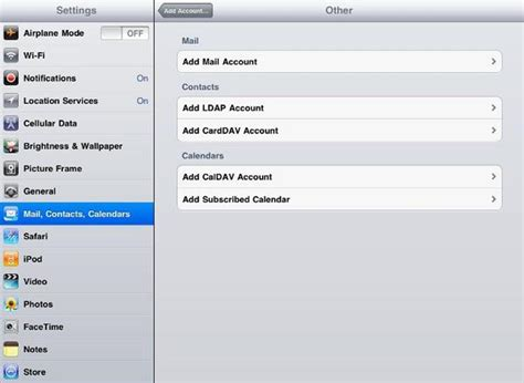 lihan mweb co za mail email client setup guide apple i pad gt mweb help gt view article