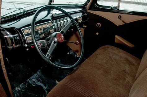 1940 Ford Interior by 1940 Ford Deluxe Custom 2 Door Coupe 125206