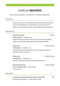 2 horticulture and gardening cv exles in manchester