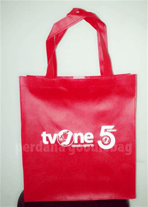 Tas Spunbond Gudy Goodie Bag Seminar Souvenir Murah Sablon tas souvenir tas spunbond tas promosi design bild