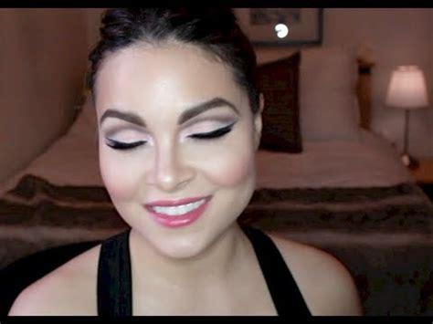 maquillage ballet tutoriel talk  youtube