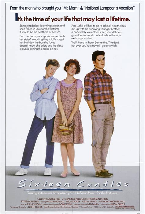 Sixteen Candles 1984 Full Movie Happyotter Sixteen Candles 1984