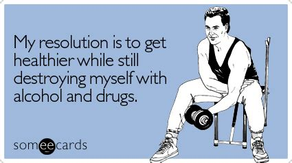 drugs new year new year s resolution drugs quit new year s ecard