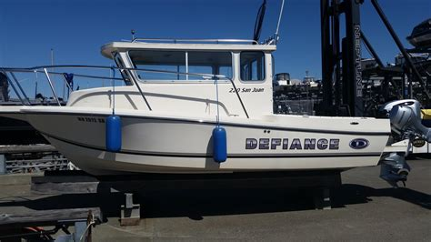 san juan boats 2014 defiance 220 san juan power boat for sale www