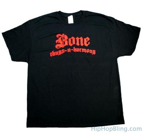 Tshirt Kaos Bone Thugs N Harmony bone thugs n harmony logo black t shirt bone thugs n