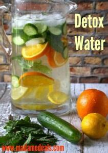 I More Headaches After Detox by Fresh Detox Waters And New Year S On