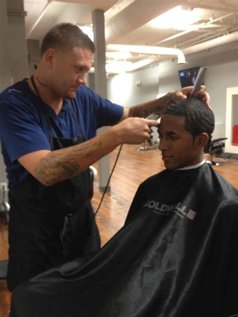 pictures of barbers cut mens grooming helping your man look better the
