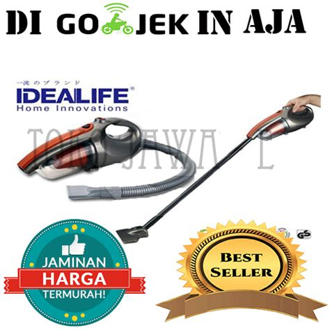 Vacum Cleaner Idealife Il 130s New Model Best Seller Limited jual vacum cleaner idealife il 130s new model best