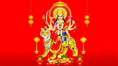 hondu goddess durga mata hindu religious hd wallpapers  wallpaperscom