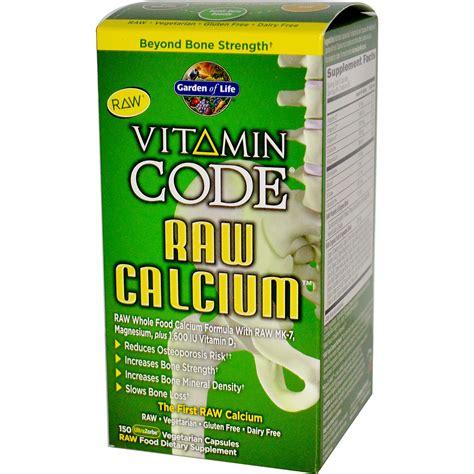 Garden Of Vitamin Code Garden Of Vitamin Code Calcium 120 Veggie Caps