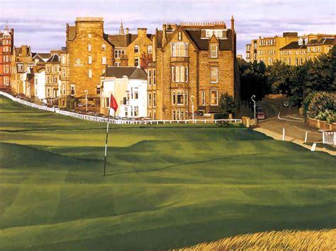 st andrews golf wallpaper gallery