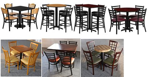 used restaurant tables and chairs dg 6q2b 6r6b cheap metal used restaurant table and chair