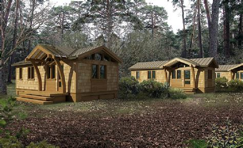 pod houses efficient custom hybrid pre fab home plans