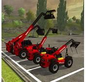 Manitou MLT 845 V 11 MP Forklifts &amp Excavators ModBoxus