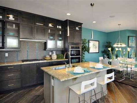 black kitchen cabinets what color on wall dark kitchen cabinets with light walls quicua com