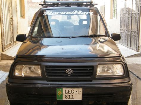 Suzuki Vitara 3 Door For Sale Suzuki Vitara Jeep 3 Door Black Colour 1992 For Sale