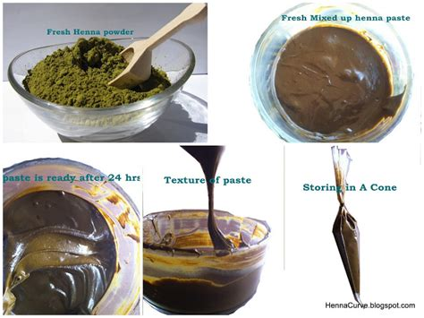 henna recipe for tattoo how to mix henna powder for