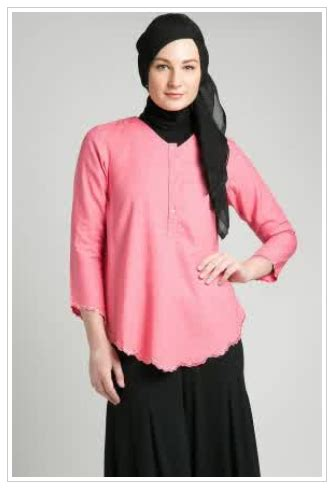 Baju Wanita Kayli Top 12 contoh model baju atasan wanita muslim dewasa awal 2016 info tren baju terbaru di indonesia