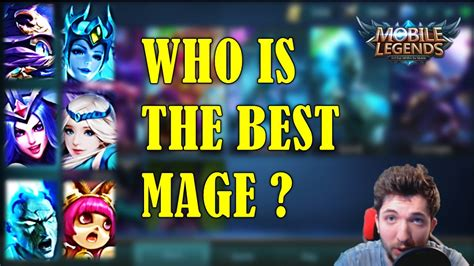 mobile legend ranking mobile legends top midlaner the mage in mobile legends