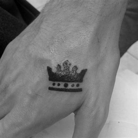 small tattoo on your hand 60 small hand tattoos for men masculine ink design ideas