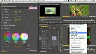 adobe premiere color correction manual color correction in adobe premiere pro cc
