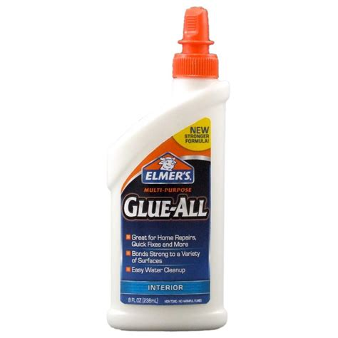 elmer s 8 oz carpenter s wood glue e7010 the home depot
