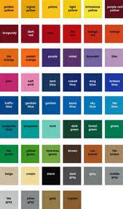 oracal 651 color chart pin oracal on