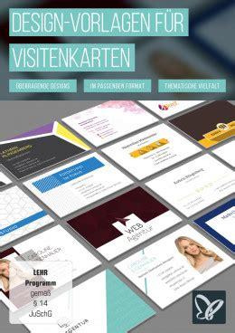 Shop Design Vorlagen design vorlagen f 252 r visitenkarten tutkit