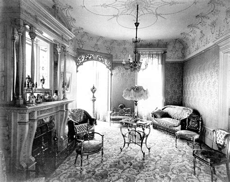 york house interiors 1890s house interiors house cortland new york photograph 1890 1900 the 1890