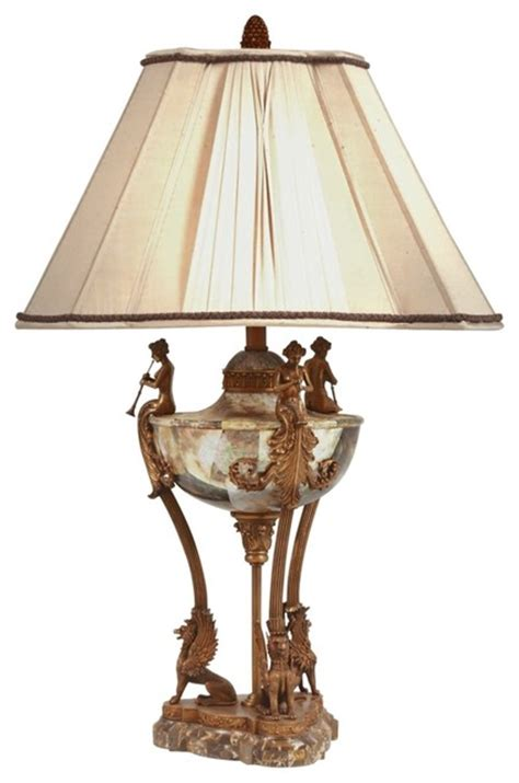 Bedroom Vanity Table maitland smith neoclassic urn table lamp traditional