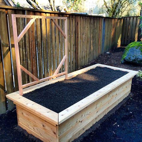 raised garden beds raised garden beds portland edible gardens raised