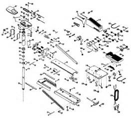 replacement parts diagram amp parts list for model 565w minn