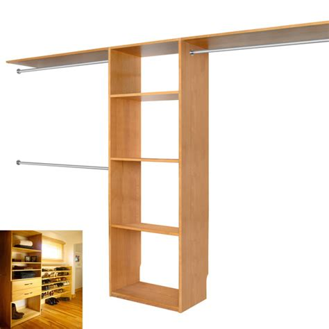 Closets Organizers by Walk In Closet Organizers Casual Cottage