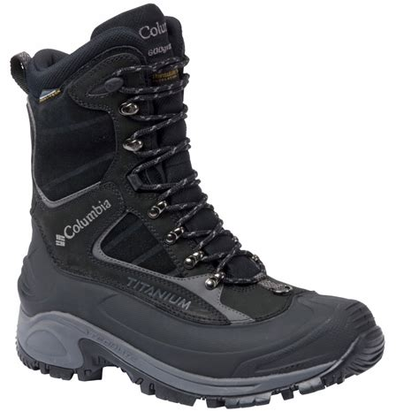 columbia winter boots columbia s titanium bugaboot xtm omni tech winter snow