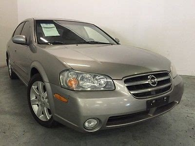 how cars work for dummies 2003 nissan maxima electronic toll collection 2003 nissan maxima gle cars for sale