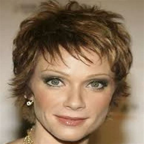 choppy layered hairstyles for over 50 short layered hairstyles for fine hair over 50 choppy