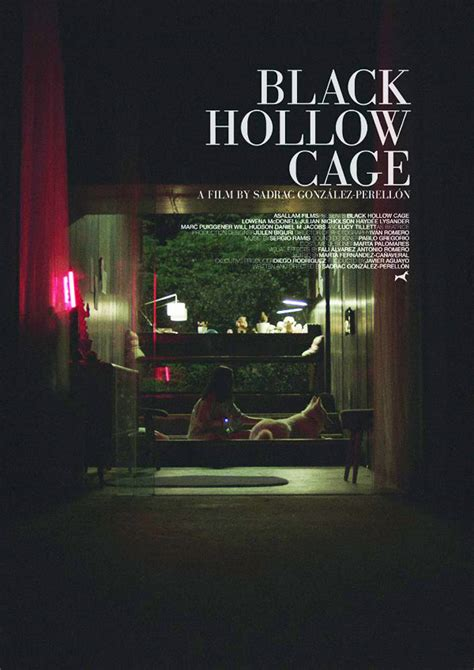 Black Hollow black hollow cage sadrac gonz 225 perell 243 n 2017